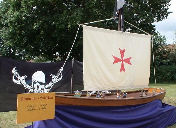 Das Piratenboot