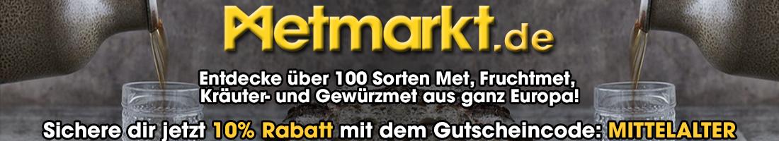 Metmarkt.de - Entdecke die größte Met-Auswahl und sichere Dir 10% Rabatt